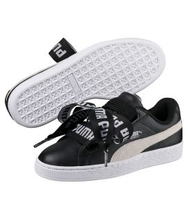 Chaussures Puma Basket Heart DE Noir Do You