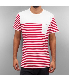 T-shirt Cazzy Clang Strong *BWARE* Rouge et Blanc