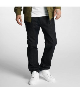 Jean Straight Fit Ecko Unltd. Straighteck Bleu