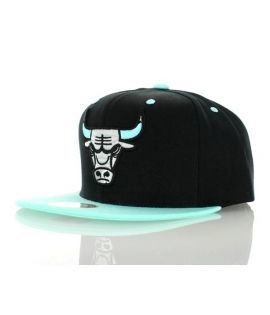 Casquette Mitchell & Ness Snapback Chicago Bulls Visière 3M Reflechissant