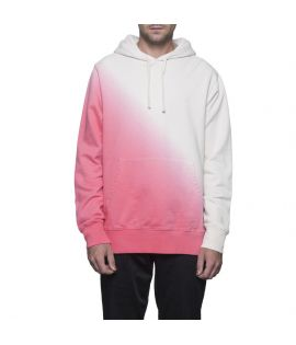 Sweat Capuche HUF Arnold Hoody Rose
