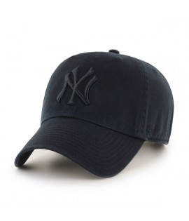 Casquette 47 Brand New York Yankees Clean Up Vintage Tonal Noir