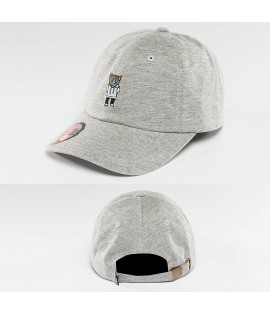 Casquette incurvée Just Rhyse Cat Daddy Gris