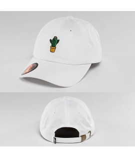Casquette incurvée Just Rhyse Cactus Daddy Blanc