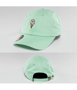 Casquette incurvée Just Rhyse Icecream Daddy Menthe