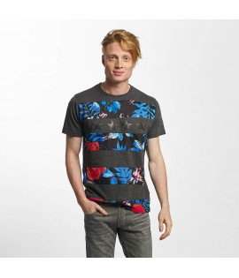 T-shirt Just Rhyse Anchorage Anthracite
