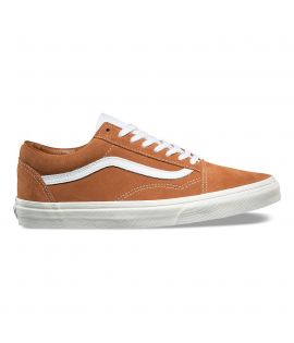 Chaussures Vans Old Skool Retro Sport Glazed Ginger