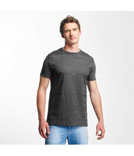 T-shirt Just Rhyse Casmalia Noir