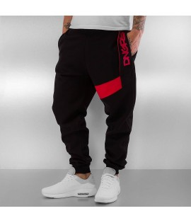 Bas de jogging Dangerous DNGRS New Pockets Rouge/Noir