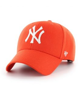Casquette 47 Brand New York Yankees MVP SP Orange