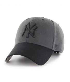 Casquette 47 Brand New York Yankees Audible MVP Charcoal
