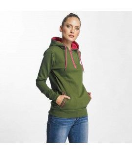 Sweat Capuche Just Rhyse Tyoneck Olive