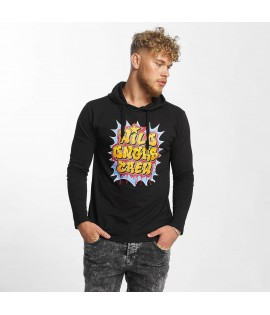 Sweat Capuche Dangerous DNGRS Wildstyle Noir