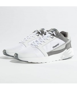 Chaussures Dangerous DNGRS Streetlife Blanc/Gris
