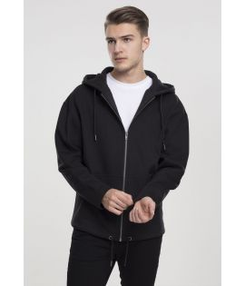Sweat Zippé Urban Classics Noir Long Hoody
