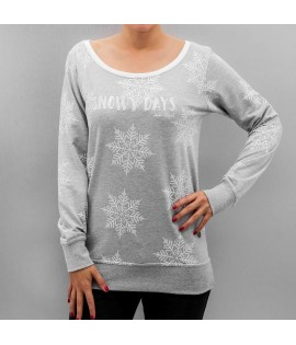 Sweat Just Rhyse / Snowy Days Gris