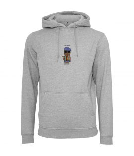 Sweat Capuche Mister Tee Get Money Hoody Gris