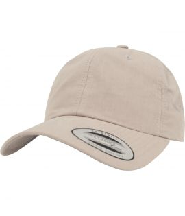 Casquette Incurvée Flexfit Low Profile Washed beige