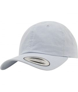 Casquette Incurvée Flexfit Low Profile Washed bleu
