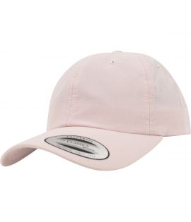 Casquette Incurvée Flexfit Low Profile Washed Rose