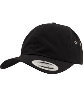 Casquette Incurvée Flexfit Low Profile Water Repellent Noir