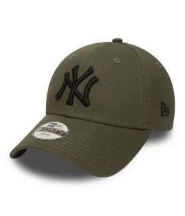 Casquette Enfant New Era New York Yankees Olive Child 9Forty