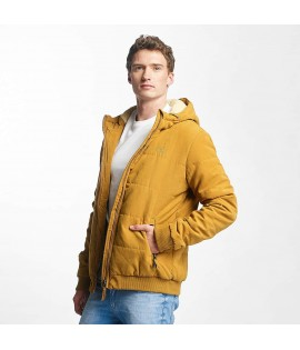 Veste d'hiver Just Rhyse / Quilted Brun