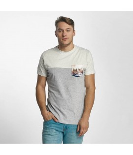 T-shirt Just Rhyse / Guadalupe Gris