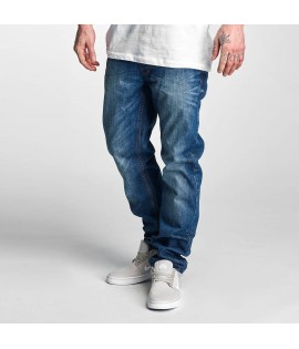 Jean Rocawear Straight Fit Relaxed Bleu Délavé
