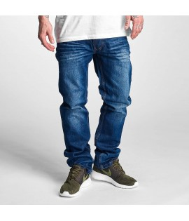 Jean Rocawear Straight Fit Relaxed Bleu Wash