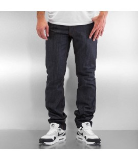 Jean Rocawear Straight Fit Jeans Relaxed Fit Bleu
