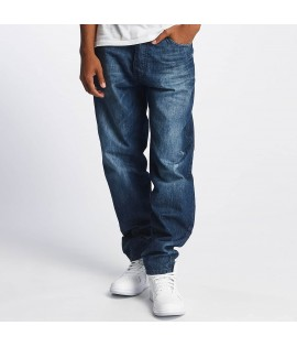 Jean Rocawear Loose Fit Tapered Loose Fit Bleu Délavé