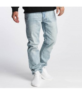 Jean Rocawear Straight Fit Relax Fit Bleu Clair