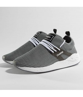 Baskets Dangerous DNGRS Sneakers Mesh Gris