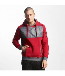 Sweat Capuche Dangerous DNGRS Hoody DD Rouge