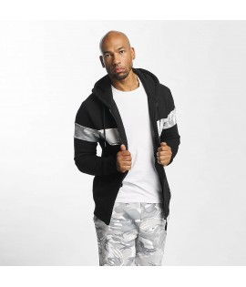 Sweat Zippé Thug Life Zip Hoody Bar Noir