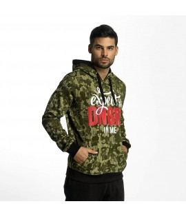 Sweat Capuche Dangerous DNGRS Jumper Unexpected Camouflage