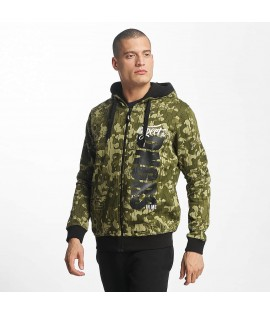 Sweat Zippé Dangerous DNGRS Zip Hoody Unexpected Camouflage