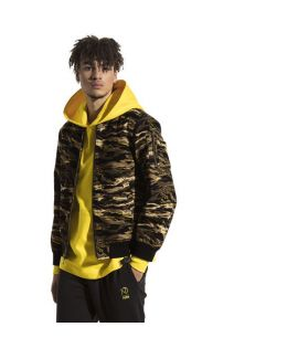 Blouson Bomber Puma XO Cream L2 Camouflage The Weeknd