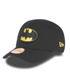 Casquette Bébé New Era DC Comics Batman Hero Essential Noir Infant 9Forty