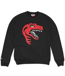 Sweat Mitchell & Ness Toronto Raports NBA Element Crewneck Noir