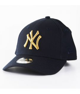 Casquette Enfant New Era New York Yankees Bleu Marine Child 9Forty