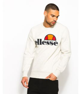 Sweat Ellesse Succiso Crew Oatmeal Collection Ellesse Héritage